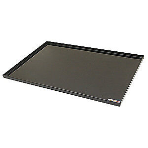 AIR SCIENCE Polypropylene Spill Tray,For Ductless Fume Hood, TRAY M-5