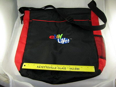 2007 Boston Retro eBay Live! Zippered Large Shoulder Tote Bag for Power Seller!