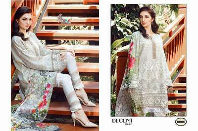 Indian designer pakistani style shalwar kameez suit unstiched salwar suit