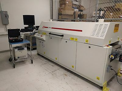 BTU VIP70A Convection Reflow Solder Oven, Great Condition