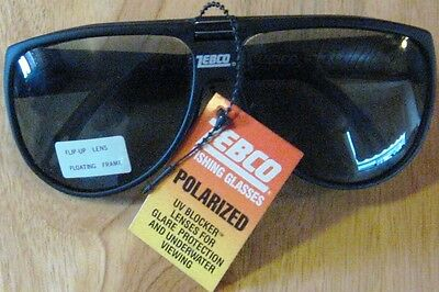 3 Pack OF ZEBCO PRO POLORIZED FISHING SUN GLASSES N.I.B.