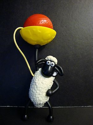 Shaun The Sheep cup-and-ball game McDonalds Hong Kong Happy Meal Toy
