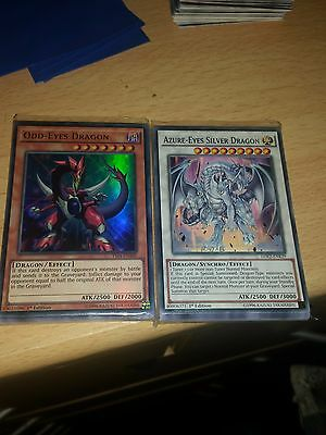 51 Cards Blue-Eyes White Dragon support booster Deck| Kaiba's AUTHENTIC*