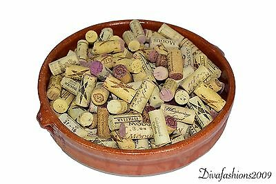 200 Pcs Wine Corks Used Craft no Synthetic