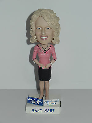 Mary Hart Bobblehead Famous South Dakota Augustana College Sioux Fall Canaries