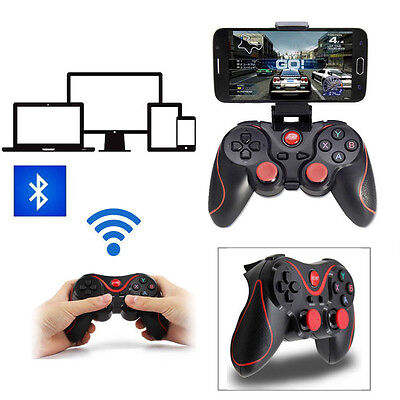 Wireless Bluetooth Game Gamepad Handle Controller For Android Phone TV PC Hot US