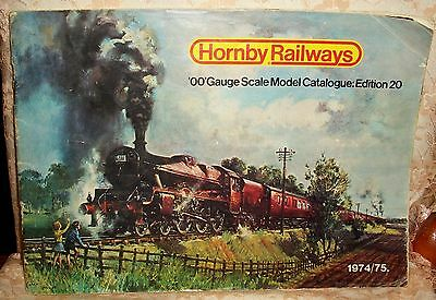 Hornby Railways 00 Gauge Scale Model Edition 20 1974/75