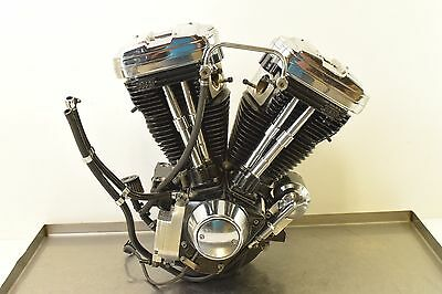 2001 Indian Scout Motorcycle Co. COMPLETE RUNNING S&S Engine Motor 88ci 00-150
