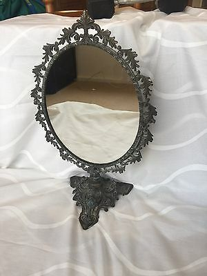 Mirror Antique Circa 1940s Stunning