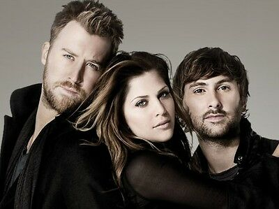 LADY ANTEBELLUM Ticket & Hotel Package - DUBLIN 3 ARENA  Prices from £119