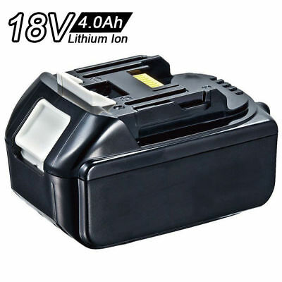 4.0Ah 18V Battery For Makita BL1840 BL1830 LXT Lithium Ion Cordless AU Stock New