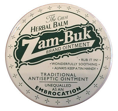 ZAM-BUK HERBAL BALM - TRADITIONAL ANTISEPTIC 20g