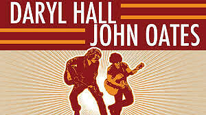HALL AND OATES  Ticket & Hotel Package - DUBLIN 3 ARENA  Prices from £149