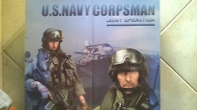 Action Figure 1/6 Us Navy Corpsman Toys City