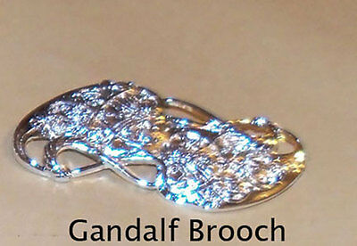 Lord of the Rings The Brooch of Gandalf the White