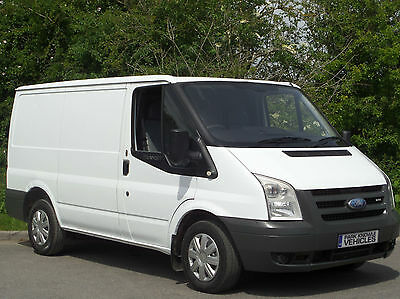 2007/57 Ford Transit T280 2.2TDCi SWB Panel Van *ONE COMPANY OWNER*-*NO VAT*