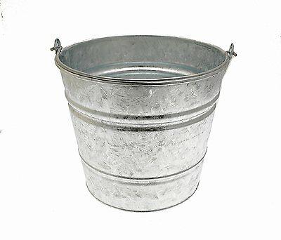 Cleenol 135957 Large Galvanised Bucket