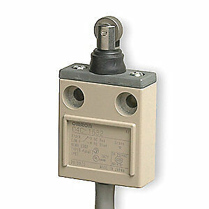 OMRON Miniature Limit Switch, D4C1632