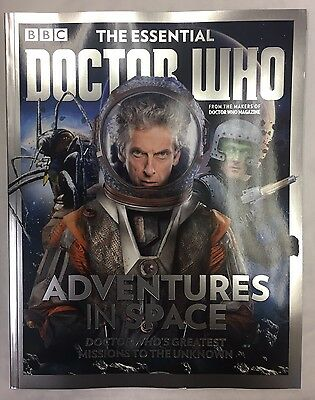 Bbc Doctor Who Magazine Bookazine Issue 14 Adventures In Space Essentials Dr Who