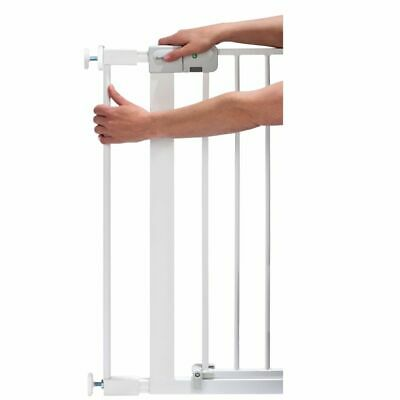 Safety 1st Safety Gate Extension Easy Close Security 7 cm White Metal 24284310