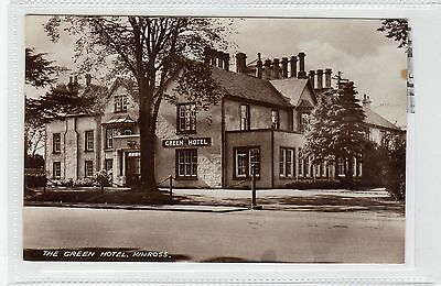 THE GREEN HOTEL, KINROSS: Kinross-shire postcard (C28157)
