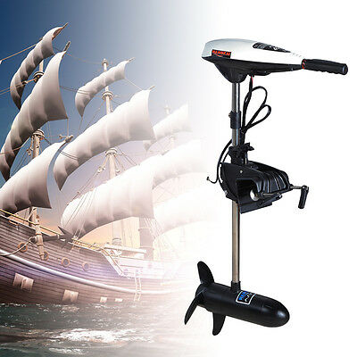 12v  Electric Outboard Trolling Motor Engine Boat Dinghy Motor Fishing Electro