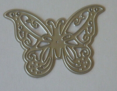 BUTTERFLY Metal Die Cutter Animals, Nature 1 NEW Single Cutting Die