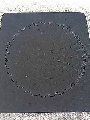 Stampin Up Sizzix retired Bigz Scallop Circle die. Scrapbooking/cards. New.