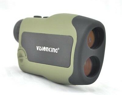 Visionking 6x25 Laser Range Finder Hunting Golf 600m Distance Measure LCD Scope