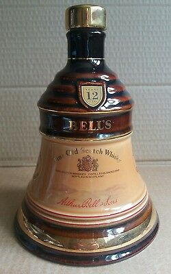 Bells Old Scotch Whiskey Bell Decanter - December 1995 by Wade
