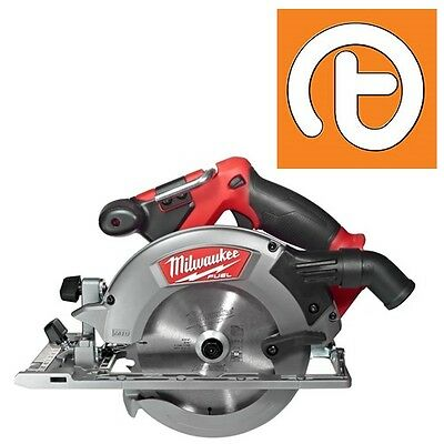 Milwaukee M18CCS55 18V Fuel 165mm Circular Saw - Body