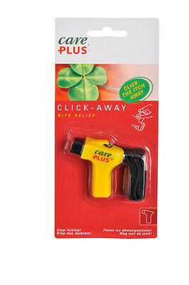 Care Plus Click Away - Bite Relief - up to 1,000 uses! Camping festivals DofE
