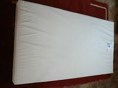 MOTHERCARE TRAVEL AND PLAY COT MATTRESS  60cm x 120cm BS1877