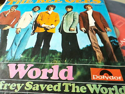 "7""  *60's* THE BEE GEES - World *Austria"