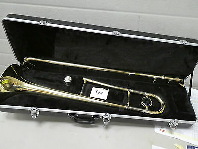 Ff4) Trombone And Case