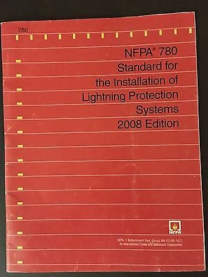 NFPA 780 Standard for the Installation of Lighting Protection Systems 2008