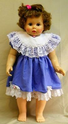 Original Vintage Penny Playpal Ideal Doll, 32 - E.L. Redish Curly Hair