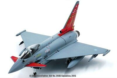 Jcwings Jcw722000002 1/72 Eurofighter Ef-2000 Typhoon № 29(R) Squadron 2015