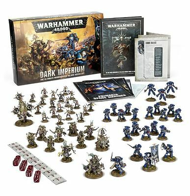 Warhammer 40,000 Dark Imperium 8th Edition 40K