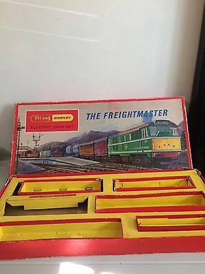 Triang Hornby The Freightmaster Electric Train Set Empty Box