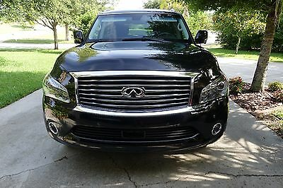 2013 Infiniti QX56  Infiniti QX56  Loaded with all packages