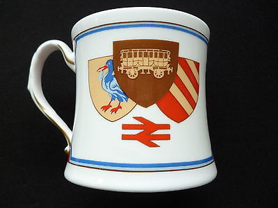 Liverpool And Manchester Railway 1830 - 1980 Commemarative Cup By Coalport.