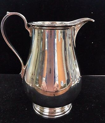 Tiffany & Co Makers Sterling Silver Vintage Creamer 11555 L