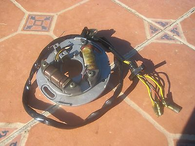 Kawasaki 650 SX TS X2 SC 5 Wire Stator Charging Coil Will Not Charge Battery