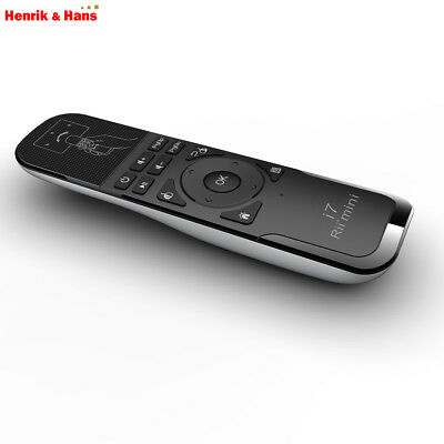 Rii i7 Mini Funk Kabellos Fernbedienung Airmouse Wireless Remote Control