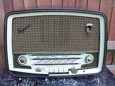 Old Vintage Ferguson Valve Radio Parts or Display