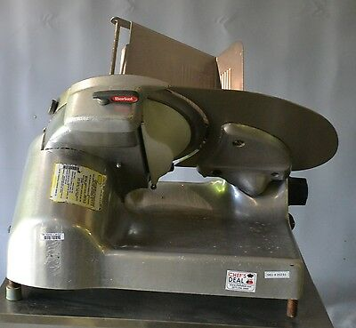 Used Berkel 818 Commercial Meat Slicer, Excellent, Free Shipping!