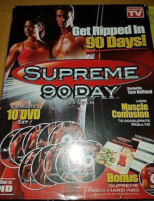 supreme 90 day system