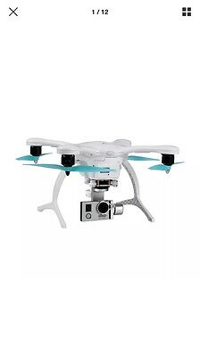 Drone Ghostdrone Neuf+Caméra 4K stabilisee 3 axes 1km