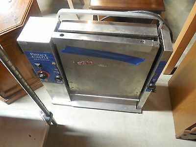 Prince Castle Vertical Bun Toaster Commercial Model 297-T20 115 Volts Nice Clean